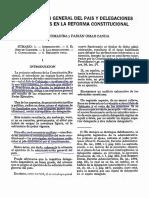 Comadira, Julio a. y Canda, Fabián. Administración General Del País y Delegaciones Ad Jefe Gabinete