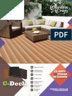 Ficha Tec Garden Deck