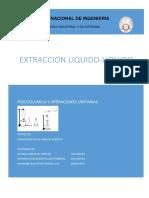 EXTRACCION LIQUIDO-LIQUIDO