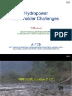 4.2 - Tri Mumpuni - Hydropower Stakeholder Challenges