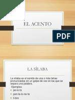 EL  ACENTO-2019.pptx