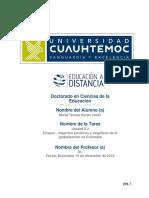 ACTIVIDAD 2.3. Aspectos negativos y positivos de la globalización en Colombia.docx