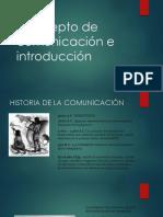 Introducción a las Comunicaciones