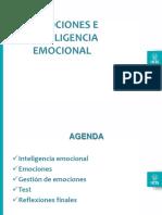 3-Emociones e Inteligencia Emocional
