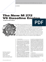 Dokumen.tips the New m 272 v6 Gasoline Engine of Mercedes Benz