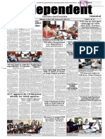 Daily Independent Islamabad - 16 May 2019