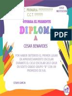 DIPLOMA PREESCOLAR EDITABLE MUESTRA 1.pptx
