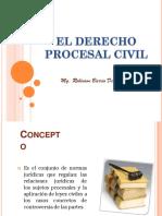 Clase 1 Derecho Procesal Civil (1)