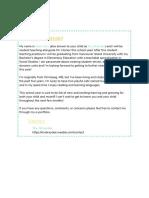 parent guardian letter s