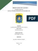 CLASIFICACIÓN GEOMECÁNICA DE ROCAS.docx