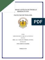 libro de Cronicas