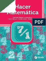 Estrada Hacer Matematica  7-1 - Alumo - 1º Año.pdf