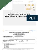 Algorítmica y Programación especial.docx