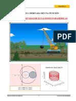 Ht_4.Derivadas Paramétricas - Tasas Relacionadas