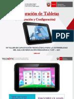 Configurcn Tablets