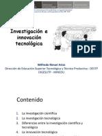 2 Definiciones Inv e Innov Tecnolog.pptx