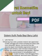 Preparat-bayi Tugas Kosmetologi