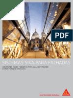 Folleto Sistemas Sika Para Fachadas 2015