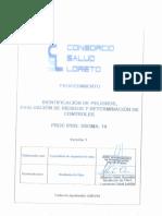 Procedimiento, Identificacion de Peligros, Evaluacion de Riesgos y Determinacion de Controles