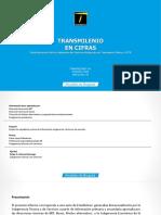 Estadísticas de Oferta y Demanda Bimensual Del Sistema Integrado de Transporte Público SITP Diciembre 2018