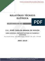 Laudo Das Instalações Elétricas - José Carlos Braga