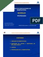 CURSO DE EDIFICACIONES DE MAMPOSTERIA 1