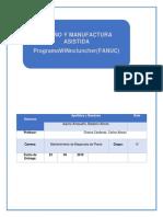 Laboratorio Programa Fanuc