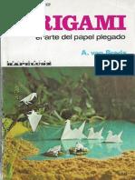 Como Hacer Origami - A. Van Breda