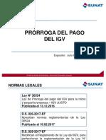 pago igv