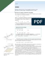 12.1 Funciones Vectoriales (1)