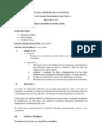 Laboratorio Transferencia Calor Practico2 Informe2