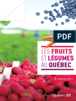 Fruit Set Legumes Du Quebec