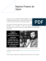 Las 83 Mejores Frases de Julio Cortázar.docx