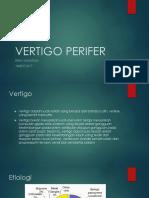 11647 Vertigo Perifer