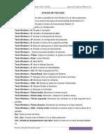 Atajos de Teclado en Windows-1