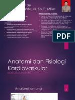 Anatomi Dan Fisiologi Kardiovaskular-untuk Peserta