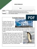 GUÍAS pinguino