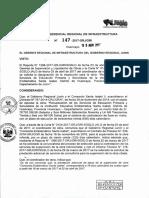 Resoluci n Gerencial Regional de Infraestructura N 0147-2017-GR-JUNIN GRI (1)