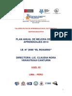PLAN DE MEJORA DIPLOMADO 2013.docx