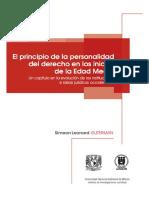 principio de personalidad derecho edad media.pdf