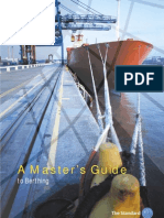 Master s Guide to Berthing