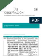 Protocolo Para El Monitoreo de Directores a Sus Docentes