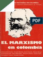 El marxismo en Colombia. (Compilación).pdf