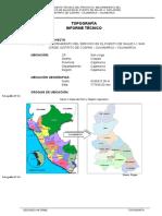 Informe Topografico San Jorge