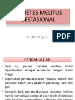 Dm Gestasional