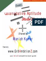 CSAT - Quantitative Aptitude Study Material-shashidthakur23.wordpress.com-.pdf