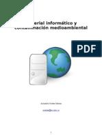 Castan Contaminacion y Material Informatico