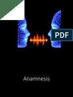 Anamnesis HC