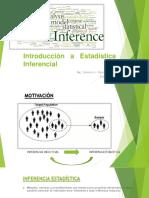 Estadística Inferencial_I PARTE
