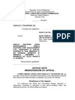 Tolentino NLRC Appeal.docx